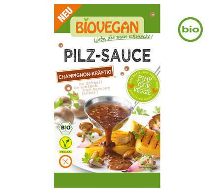 Biovegan Organic Mushroom Sauce mix 27g