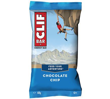 CLIF Bar CHOCOLATE CHIP energy bar, 68g