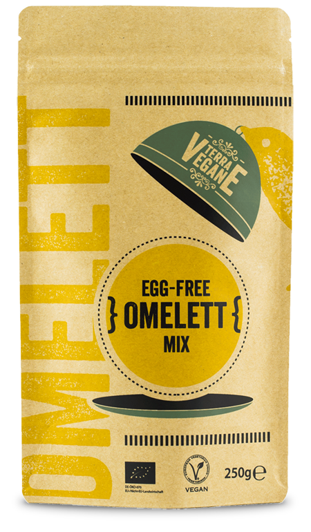 Organic Omelette Mix. Makes 5 Omelettes! 250g Normal price R145. Black Friday special R130!