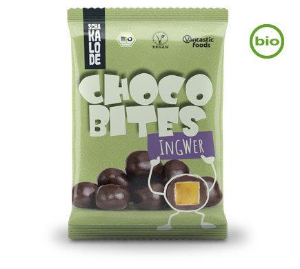 Choco Bites - Ginger - Organic - 60g