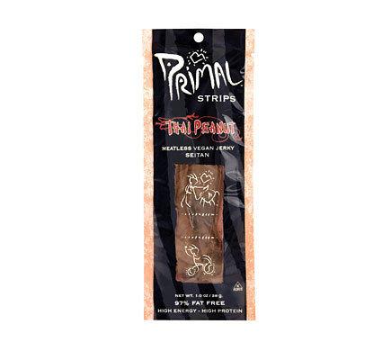 Primal Strips Thai Peanut 28g