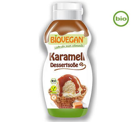 Biovegan Organic Caramel Sauce 250g