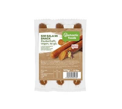 Veggie Salami Snack 105g (new size!)