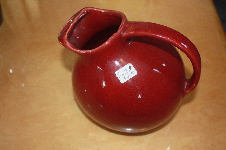 McCoy Vintage Ceramic Pitcher