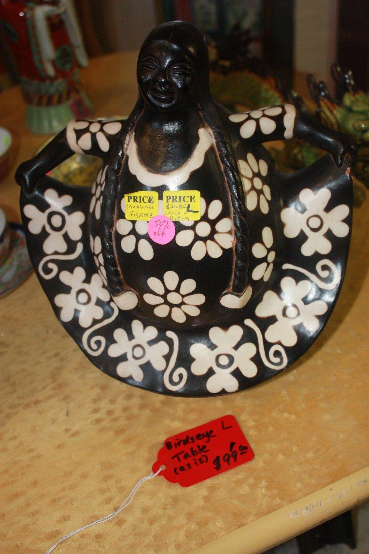 Ceramic Figure - Old
