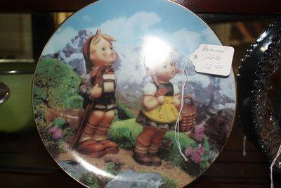 Hummel Art Plate