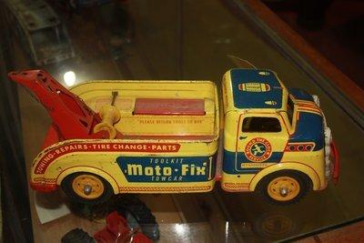 1954 Wyandotte Toy Tow Truck Moto-Fix