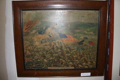 Old World War I Print