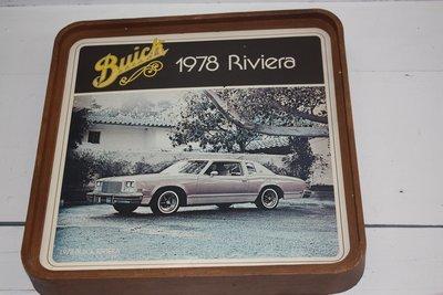 1978 Buick Rivera Sign