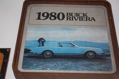 1980 Buick Riviera Sign