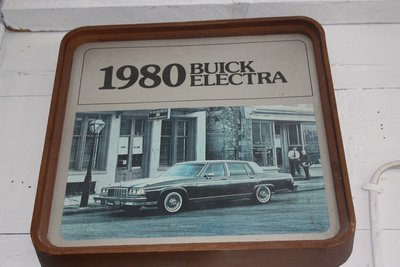 1980 Buick Sign
