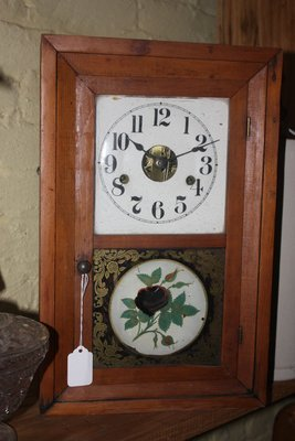 Wall Clock Age Unknown