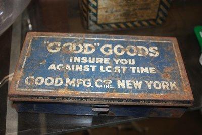Goods Tin Box
