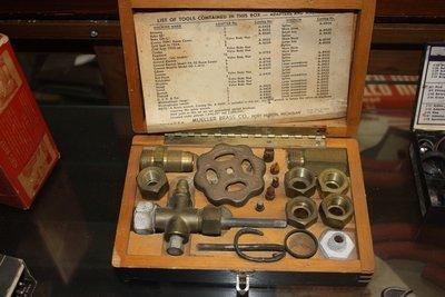 Miller Brass Fittings Kit