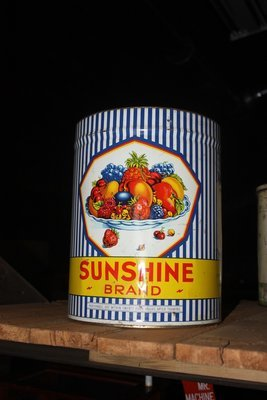 Sunshine Brand Canned Produce