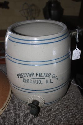 Creston Filter Company Crock