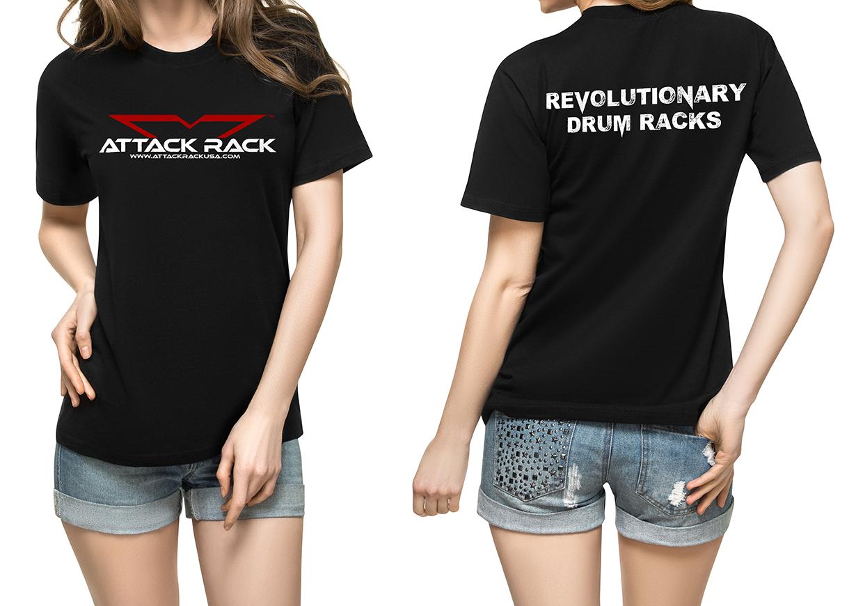 Women's Attack Rack T-Shirt