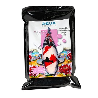 Aqua Source - 3kg Balance Plus Sinking/Floating ( Winter/Spring Food )
