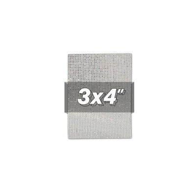 Rhinestone Bling Sheet 3x4