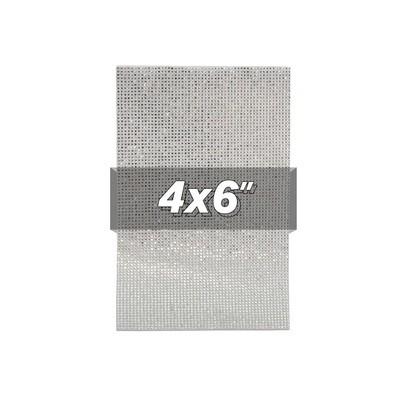 Rhinestone Bling Sheet 4x6