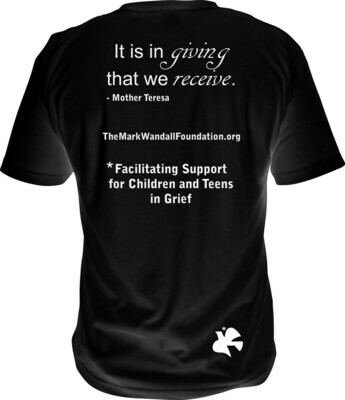 It Is In Giving That We Receive Vinyl Shirt