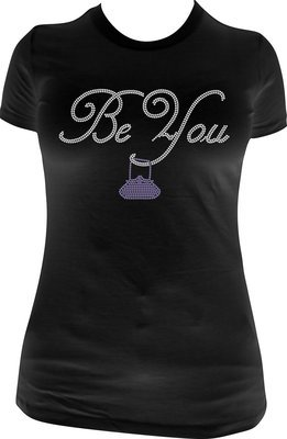 Be You Rhinestone Shirt