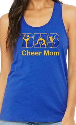 Cheer Mom 5 Multidec Shirt