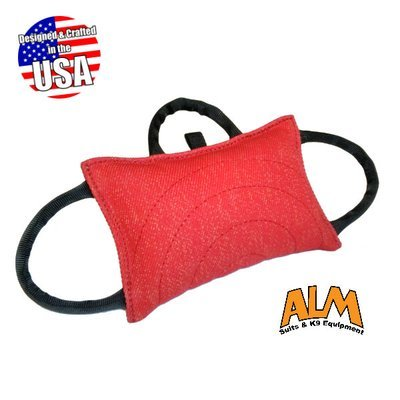 3 Handle Bite Pillow