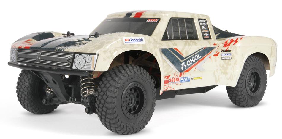 Axial RTR Yeti JR. Score Trophy Truck 4WD 00006