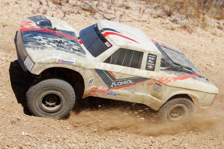 Axial RTR Yeti JR. Score Trophy Truck 4WD