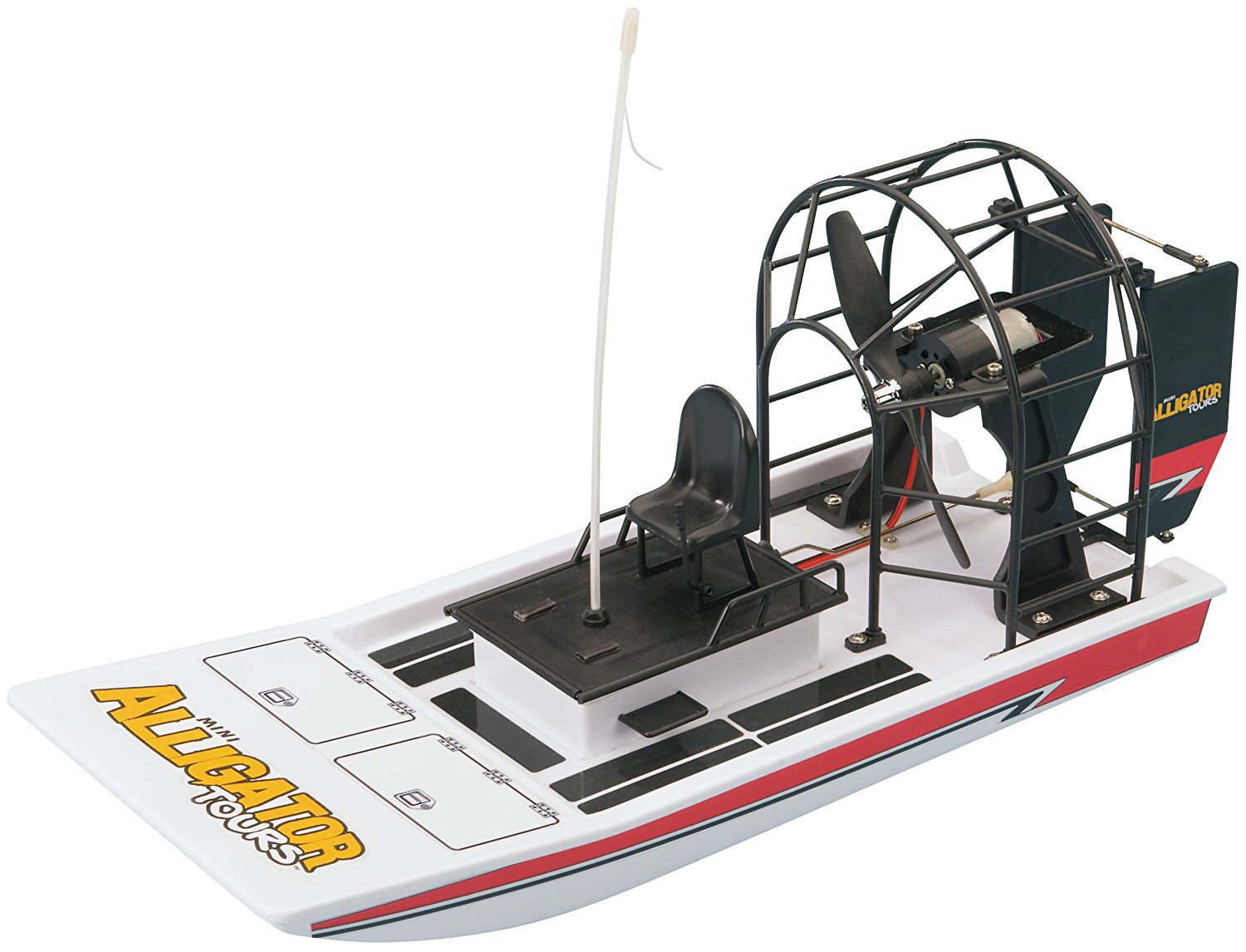 AquaCraft Mini Alligator Tours RC Airboat  00009