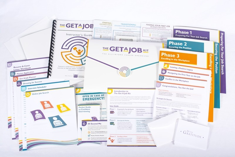 The Get A Job Kit
