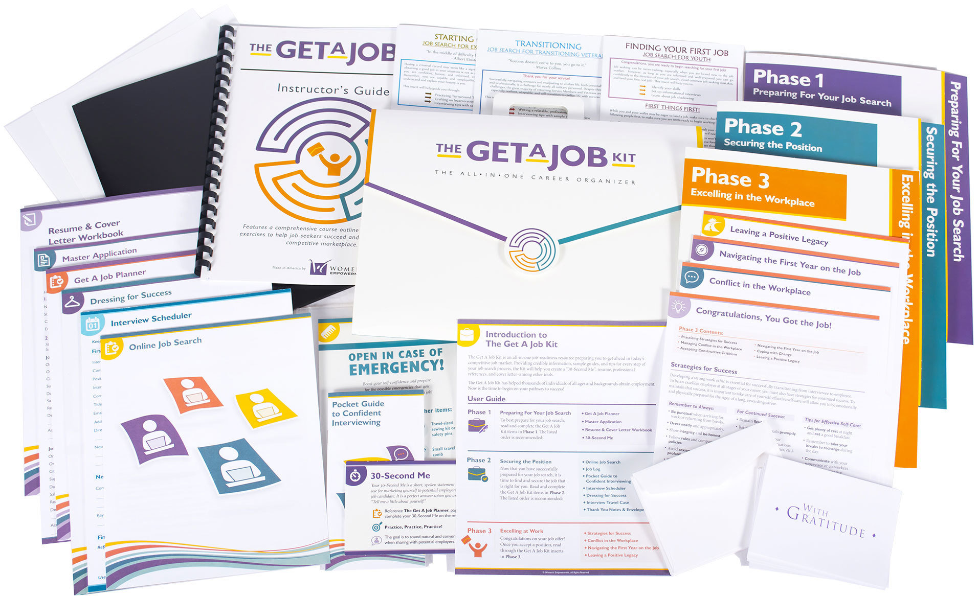The NEW Get A Job Kit 01