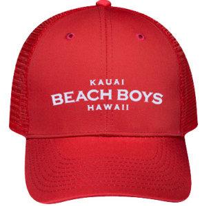 KAUAI BEACH BOYS  DAD HAT 5