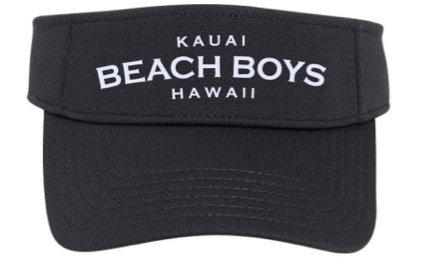 KAUAI BEACH BOYS VISOR