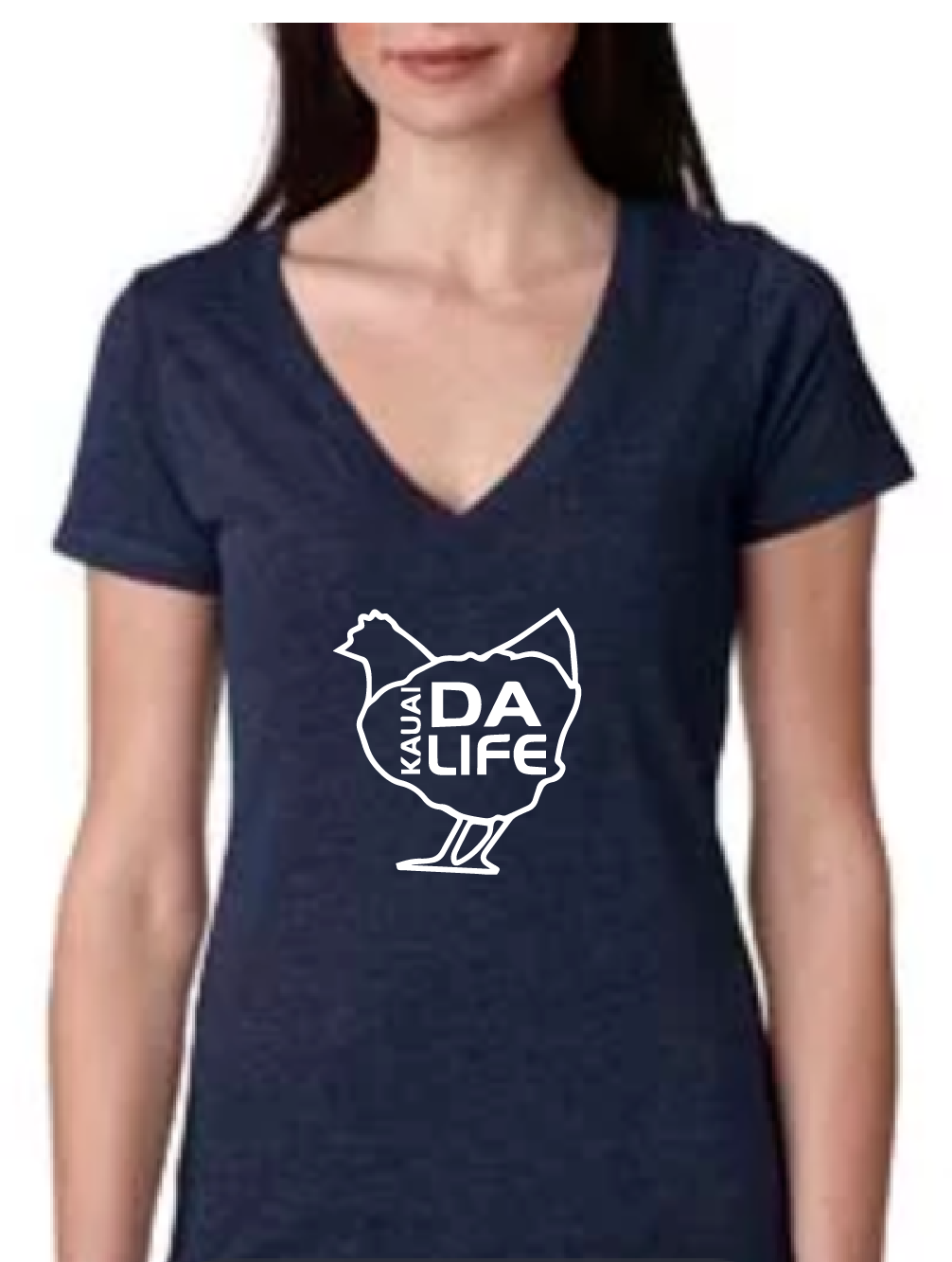 WOMEN CHICKEN TEE
