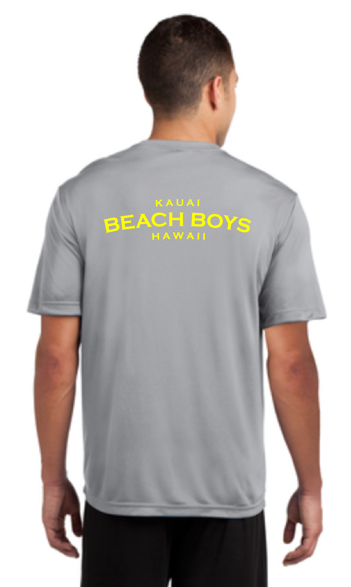 SHORT SLEEVE ADULT RASH GUARD