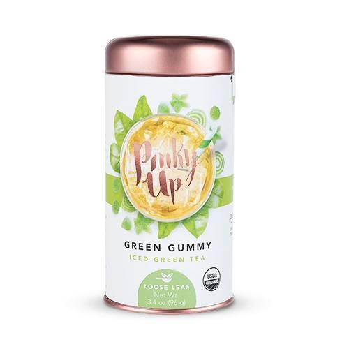 Pinky Up's Green Gummy Loose Leaf Tea UPHG001-PU-GG