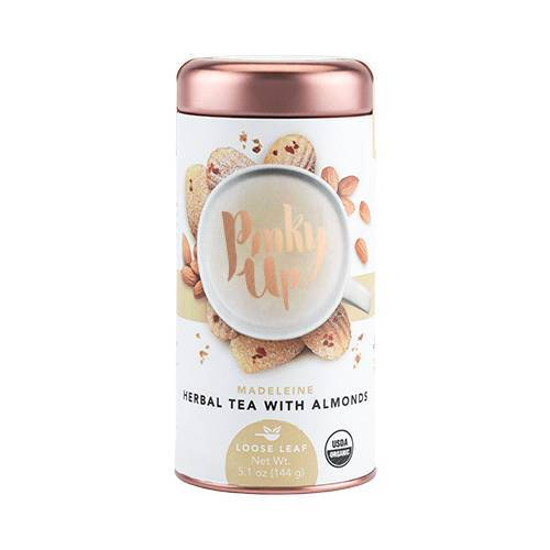 Pinky Up's Madeleine Loose Leaf Tea UPHG0001-PU-MA