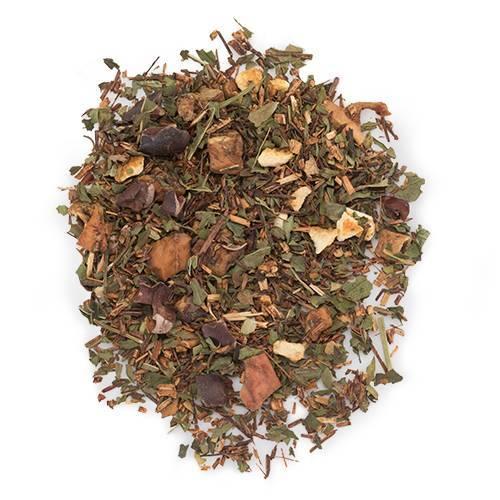 Pinky Up's Chocolate Mint Loose Leaf Tea