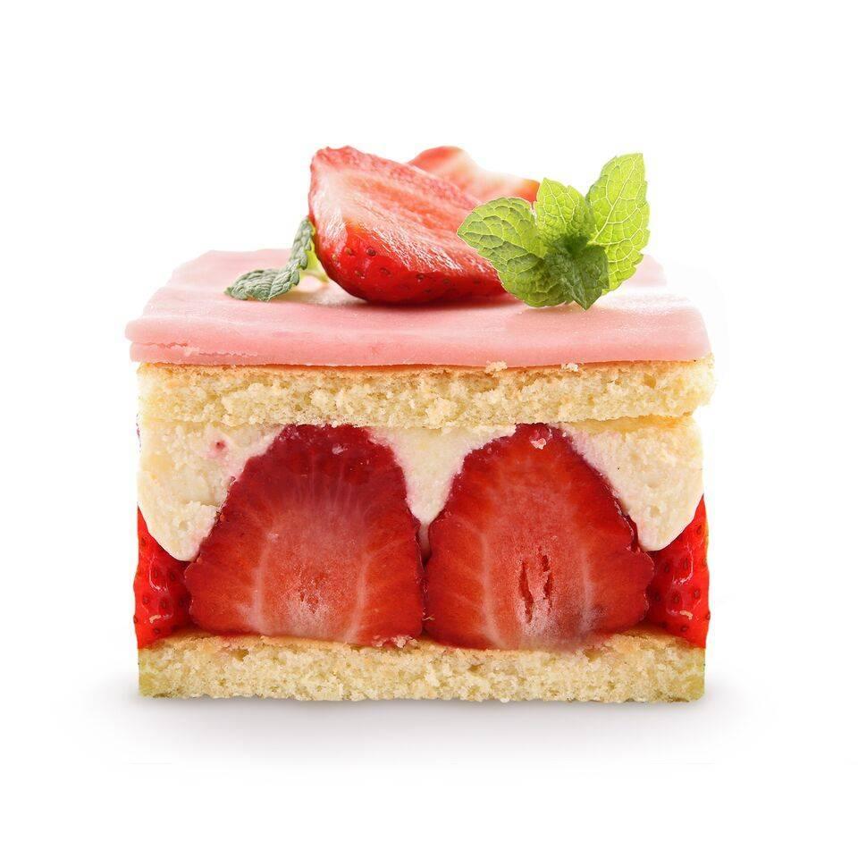 Pinky Up's Strawberry Shortcake Loose Leaf Tea