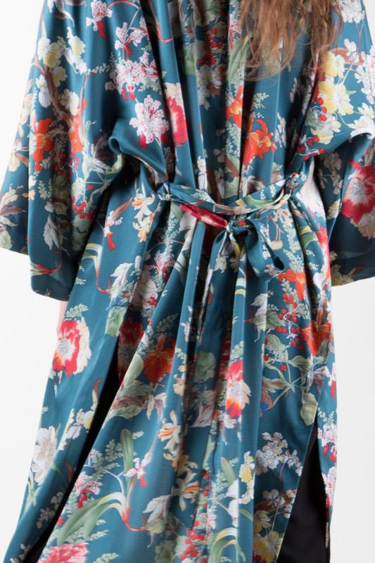 Botanical Gardens Kimono