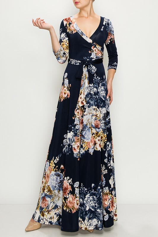 She's My One Maxi Dress