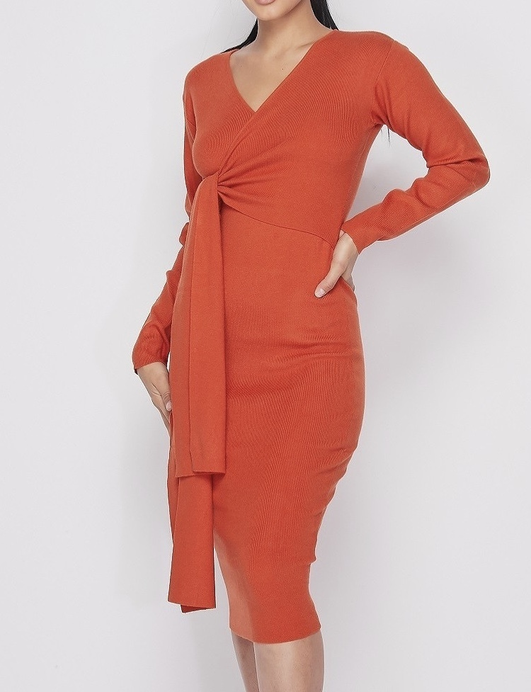 Marbella Sweater Dress UPDR833-MARBELLA