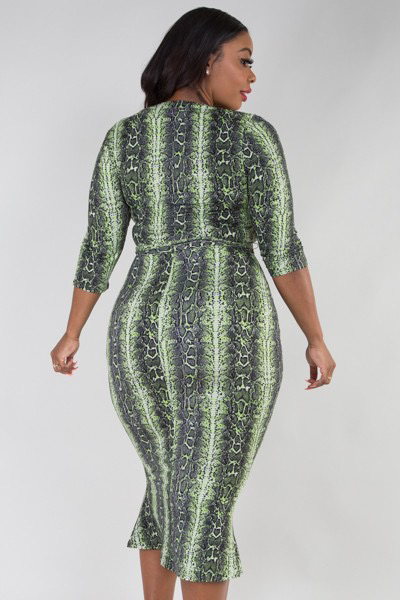 Sheena Bodycon Dress