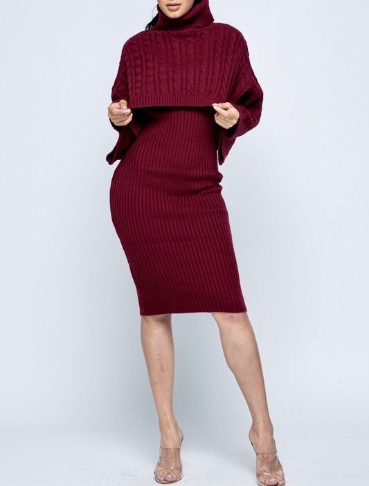 Gina 2pc Sweater Set