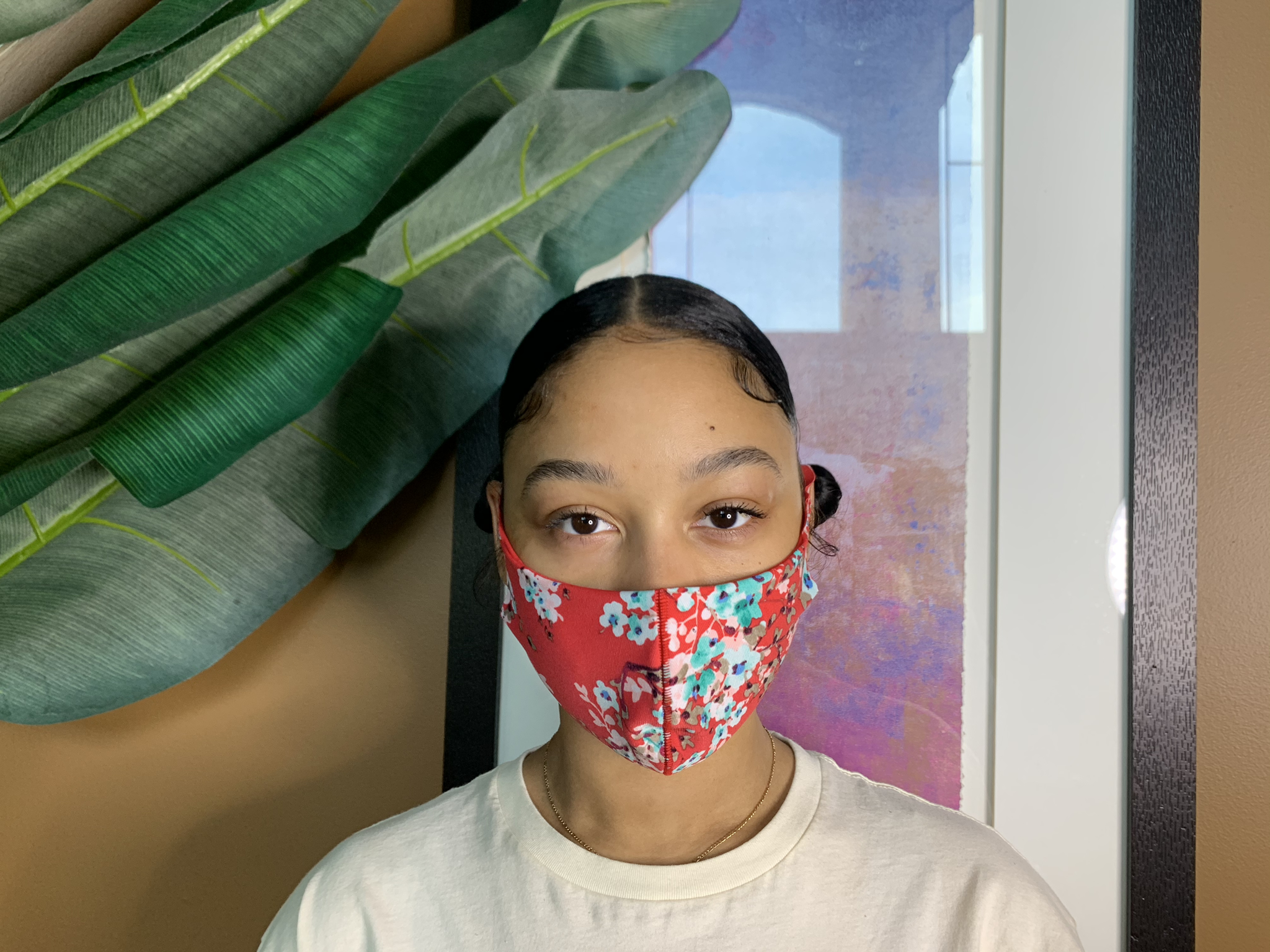 Jersey Fabric Reusable Mask
