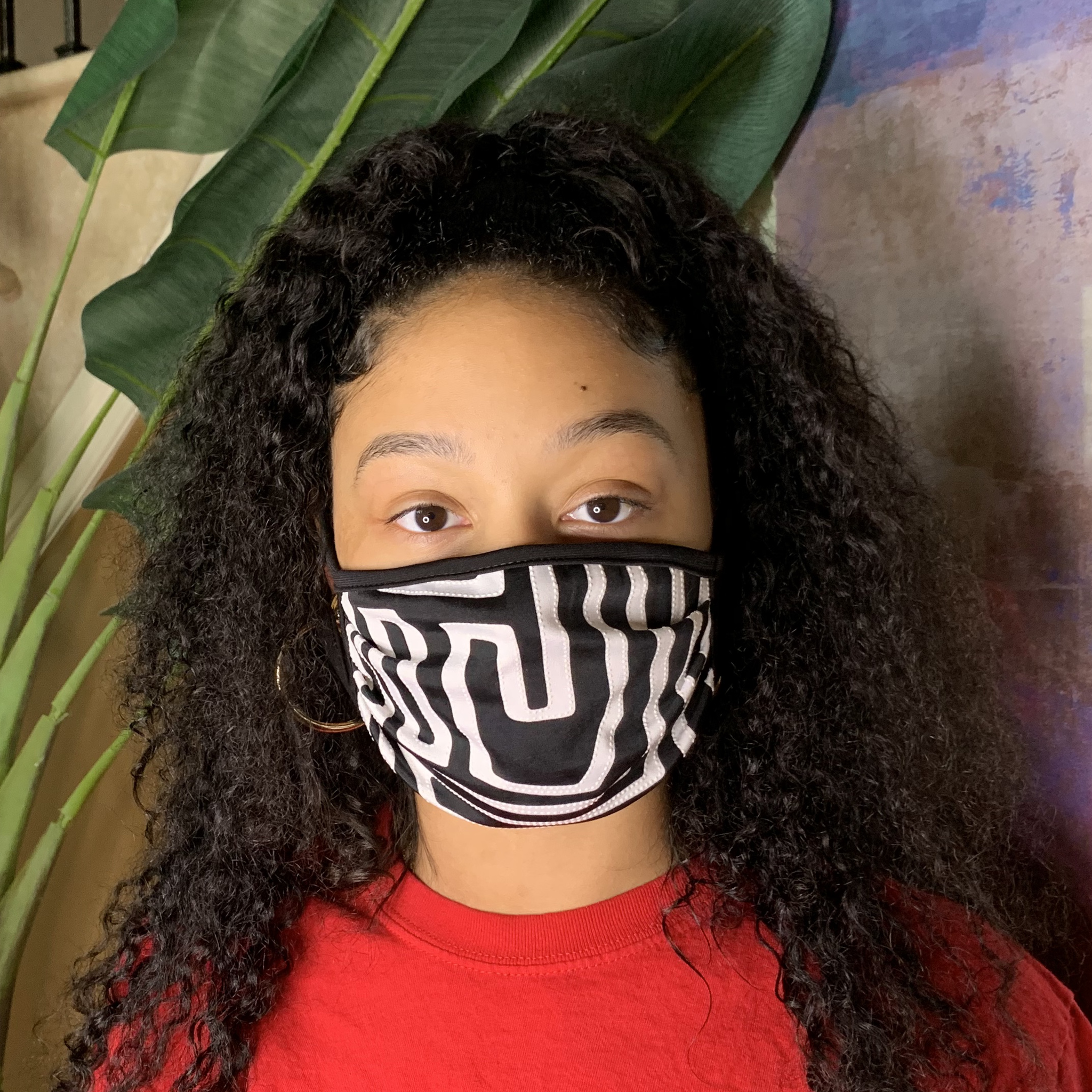 Covered Reusable Face Mask UPAC20COVER-MASK