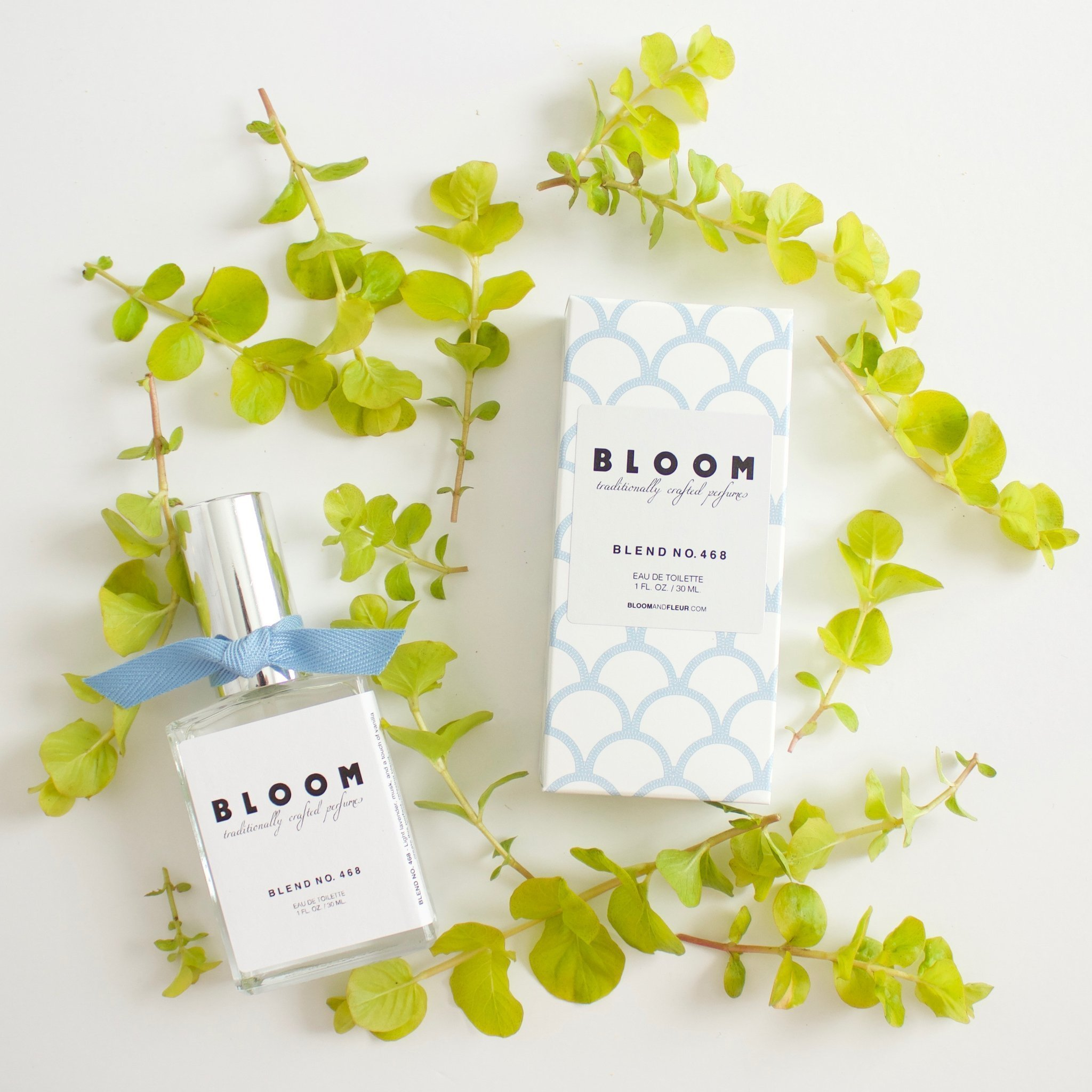 Bloom Perfume - Blend no. 468 UPHG001-BF-B468
