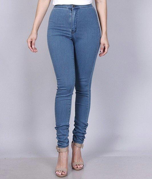 Ari HighWaist Skinny Jeans UPJN480-HWJ